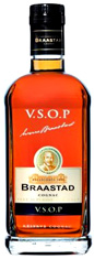 Braastad Cognac VSOP 1L in the group Spirits / Cognac/Brandy at Vingrossen.com - Vingrossen Handel GmbH (77735)