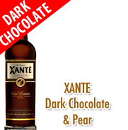 Dark Chocolate & Pear XANTE 0,5L**