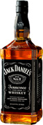 Jack Daniels Black Label No 7 1 Liter