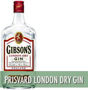 Gibsons London Dry Gin 1L*