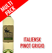 6-pack Pinot Grigio Lazy Ceasar 6st x 0,75L