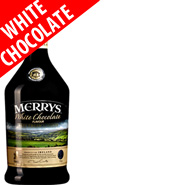 White Chocolate Cream Liqueur Merrys 1L*