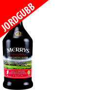 Strawberry Cream Liqueur Merrys 1l*