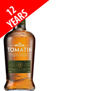 Tomatin 12 Years Highland Single Malt 1L*