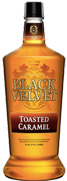Black Velvet Toasted Caramel 1L**