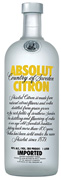 Absolut Citron 1 Liter