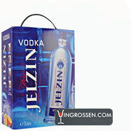 Boris Jelzin Vodka 3L bib