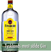 Finsbury London Dry Gin 1L