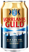 Norrlands Guld 2 pack, (2st x 24 st x0,33L)
