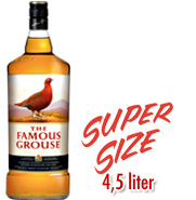Famous Grouse SUPER SIZE 4,5 LITER