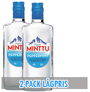 2-pack Peppermint Minttu x 0,5 L