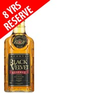 Reserve 8 years Black Velvet 1 L**