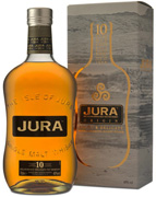 Isle of Jura 10 years 1 Liter**