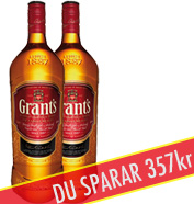 2-pack Grants Family Reserve x 1 Liter**