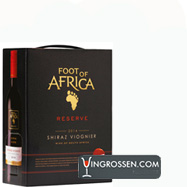 Foot of Africa Reserve Shiraz 3 L BiB
