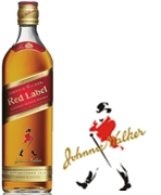 Johnnie Walker Red Label 1 L*