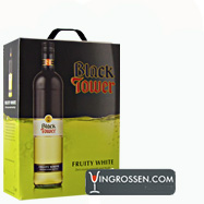 Black Tower Fruity White 3L BiB