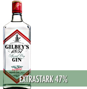 Gilbeys Special Dry Gin 47% 1 Liter