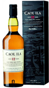 Caol Ila Single Malt 12 years 1 liter