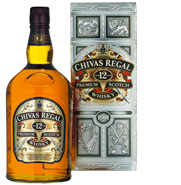 Chivas Regal 12 years 1L**