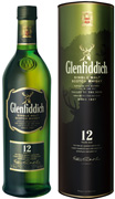 Glenfiddich Single Malt 12 years 1L**