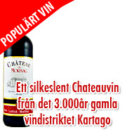 Chateau Mornag 0,75L
