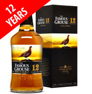 Golden Reserve 12 years Famous Grouse 1 L*