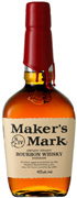 Maker's Mark  Bourbon Kentucky Whiskey 0,7L
