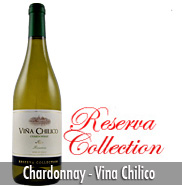 Chardonnay Reserva Collection - Vina Chilico 0,75L
