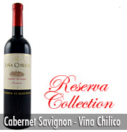 Cabernet Sauvignon Reserva Collection - Vina Chilico 0,75L