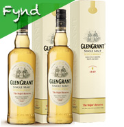 2-pack Glen Grant Single Malt - The Major´s Reserve 1L*