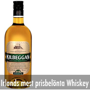 Kilbeggan Irish Whiskey 1L*