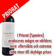 Priorat Vega Escal 2011 0,75l