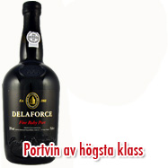 Delaforce Port Ruby Portvin 0,75l