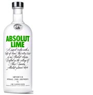 Absolut Lime 1L**