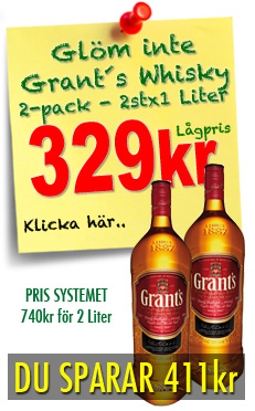 GRANTS 2-pack