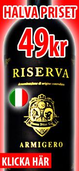Armigero Riserva 49kr