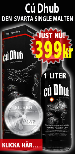 399kr Cu Dhub The Black Single Malt