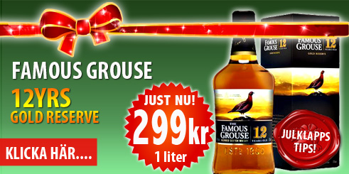 Famous Grouse 12years
