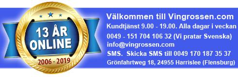 Kundtjänst Vingrossen.com