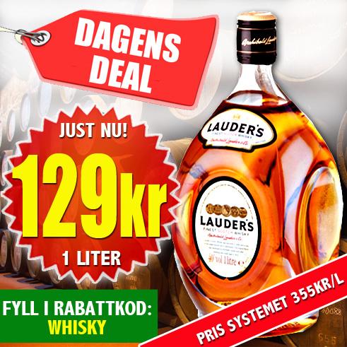 Lauder 1L 129kr