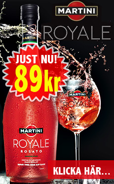 Royal Martini Rosato