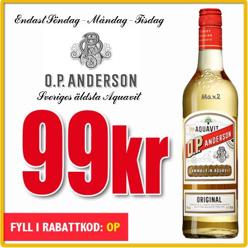 99kr OP Anderson