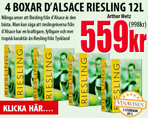 d'alsace riesling