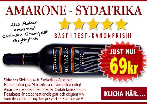 Amarone Shirazzo 69kr