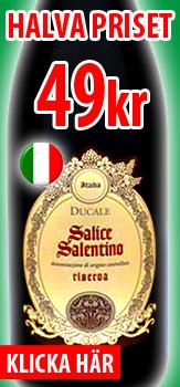 Salice Salento Riserva 49kr