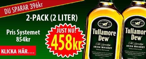 Tullamore 2p 2 liter