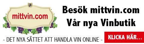 Besök mittvin.com vår nya vinbutik