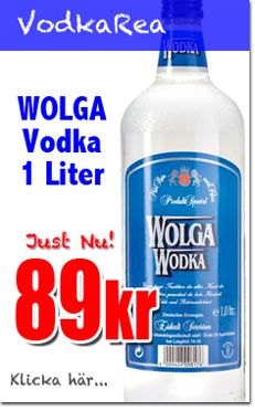 Wolga Vodka