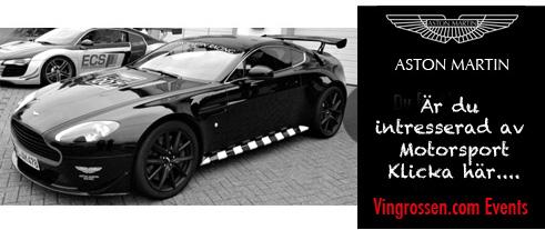 Vingrossen Aston Martin